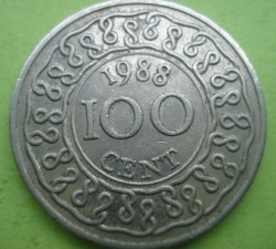 Image #1 of 100 Cents 1988