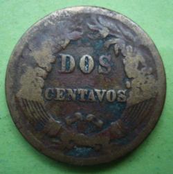 Image #1 of 2 Centavos 1877