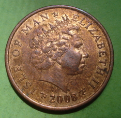 Image #2 of 2 Pence 2008