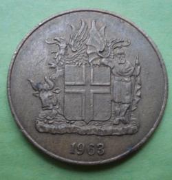 Image #2 of 2 Kronur 1963