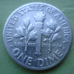 Image #1 of Dime 1947