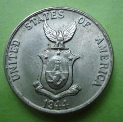 Imaginea #2 a 5 Centavos 1944