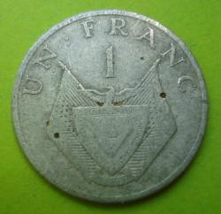Image #1 of 1 Franc 1977