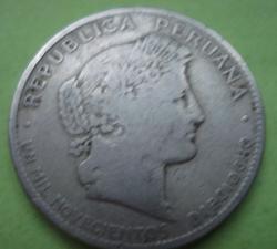 Image #2 of 20 Centavos 1918