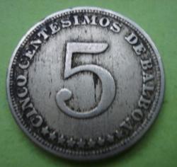 Imaginea #1 a 5 Centesimos 1929