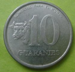 Imaginea #1 a 10 Guaranies 1986