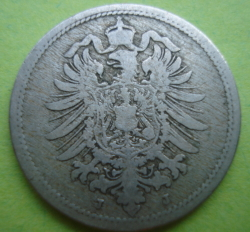 Image #2 of 10 Pfennig 1889 J