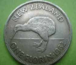 Image #1 of 1 Florin 1962