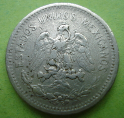 Image #2 of 5 Centavos 1905