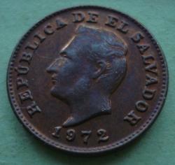 Imaginea #2 a 1 Centavo 1972
