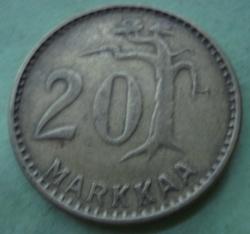 Image #1 of 20 Markkaa 1953
