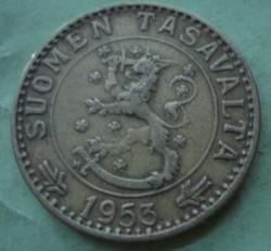Image #2 of 20 Markkaa 1953