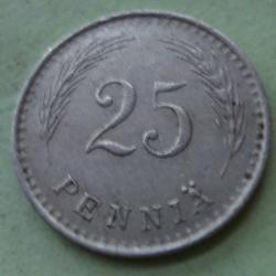 Imaginea #1 a 25 Pennia 1936