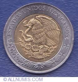 Image #2 of 5 Pesos 2009 - Revolution Centennial - Belisario Dominguez