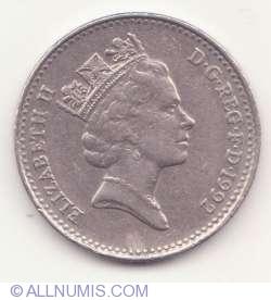 10 Pence 1992