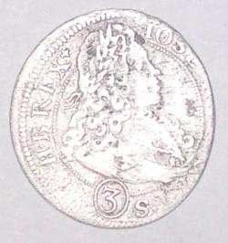 Image #1 of 3 Kreuzer 1707