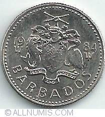 Image #2 of 10 Cents 1984