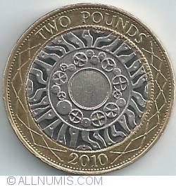 Image #1 of 2 Pounds 2010