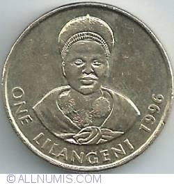 Imaginea #1 a 1 Lilangeni 1996