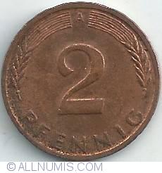 Image #1 of 2 Pfennig 1993 A