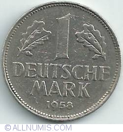 Image #1 of 1 Mark 1958 G
