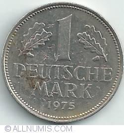 1 Mark 1975 D