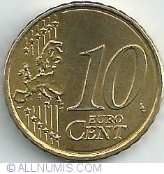 Imaginea #1 a 10 Euro Centi 2010