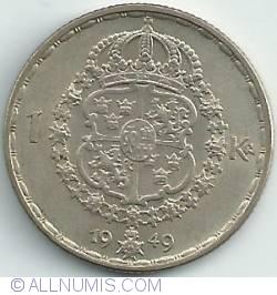 Image #1 of 1 Krona 1949