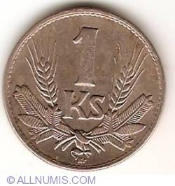 Image #1 of 1 Koruna 1941
