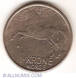 Image #1 of 1 Krone 1969