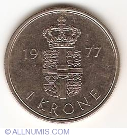 Image #1 of 1 Krone 1977