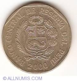 1 Nuevo Sol 2000