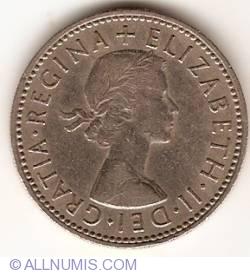 Image #2 of 1 Shilling 1954