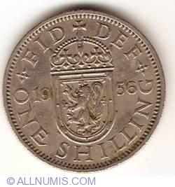 1 Shilling 1956