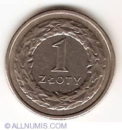 Image #1 of 1 Zloty 1993