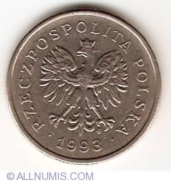 Image #2 of 1 Zloty 1993