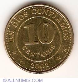Image #1 of 10 Centavos 2002