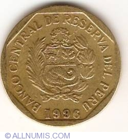 10 Centimos 1996