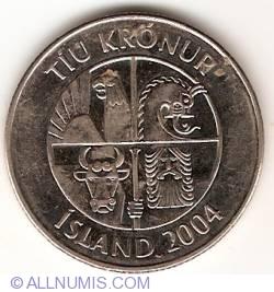 Image #2 of 10 Kronur 2004
