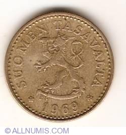 10 Pennia 1969