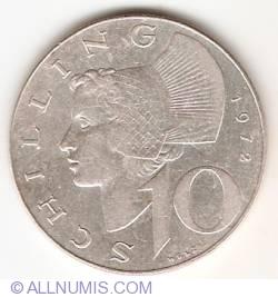 Image #1 of 10 Schilling 1972