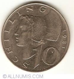 Image #1 of 10 Schilling 1981