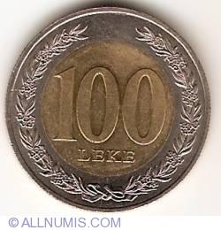 100 Leke 2000