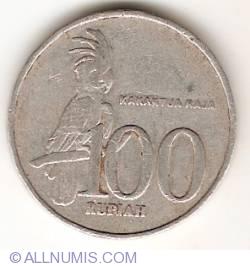 Image #1 of 100 Rupiah 2000