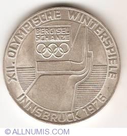 Image #2 of 100 Schilling 1976 - Winter Olympics - Innsbruck (Vienna)