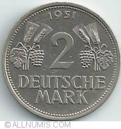 Image #1 of 2 Mark 1951 F