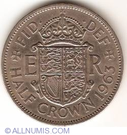 1/2 Crown 1963