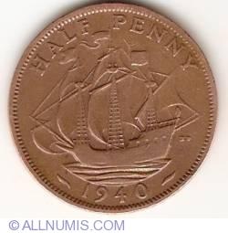 Halfpenny 1940