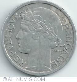 Image #2 of 2 Francs 1959