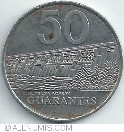 Imaginea #1 a 50 Guaranies 1988